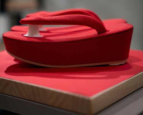 祇園ない藤、新作履物「コドリ」 伝統的デザインに実用性
