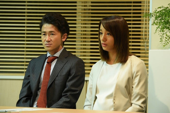 (左から)ナオト・インティライミ、高橋メアリージュン(C)TBS