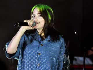 ビリー・アイリッシュ、コロナ禍に制作した新曲「マイ・フューチャー」をリリース。
