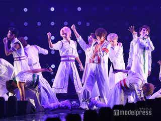 KYOTO SAMURAI BOYS「TGC」初出演 イケメン侍の乱舞に熱狂