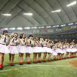 NGT48も登場/「第1回AKB48グループ対抗 大運動会」(C)AKS