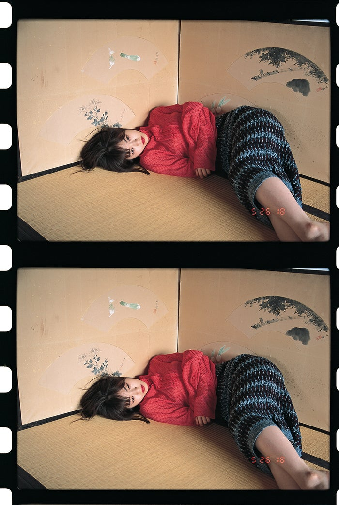 西野七瀬/『OVERTURE』No.15より(提供画像)
