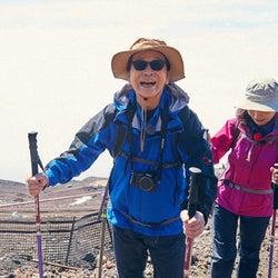 70歳で人生初の富士登山に挑戦したタモリの名場面をギュっとまとめて紹介『ブラタモリ』