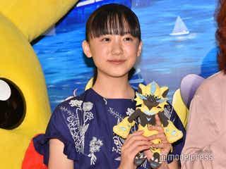 芦田愛菜の凄まじい成長に川栄李奈ビックリ「本当に14歳なのかな」<劇場版ポケットモンスター みんなの物語>
