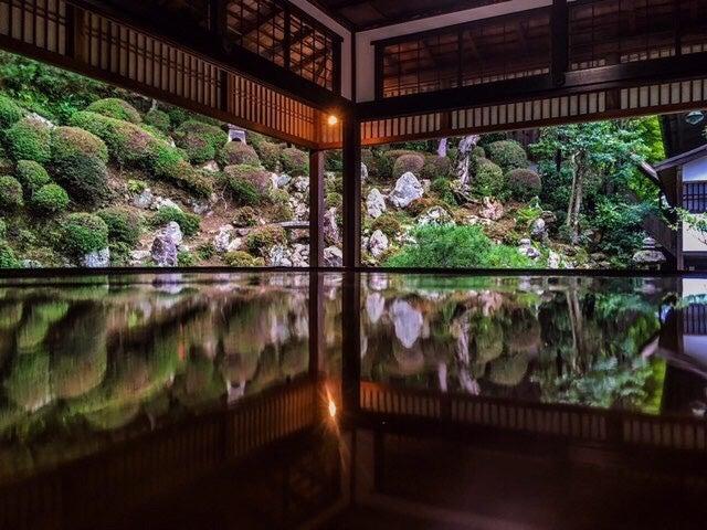 名勝庭園の景観/画像提供:柳谷観音
