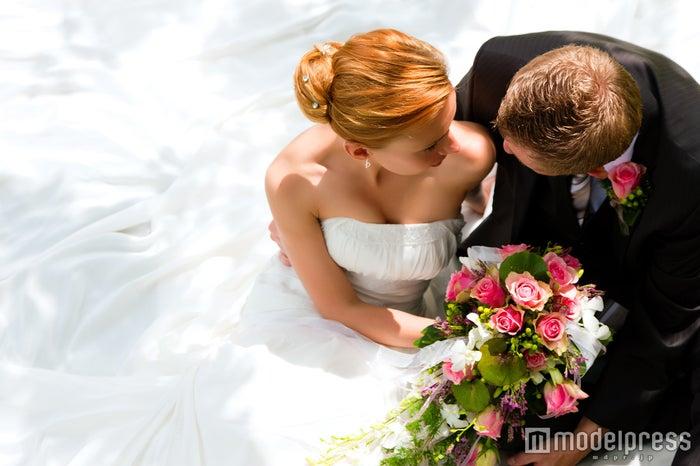 結婚はおめでたいことなのだから胸を張って(Photo by Kzenon)
