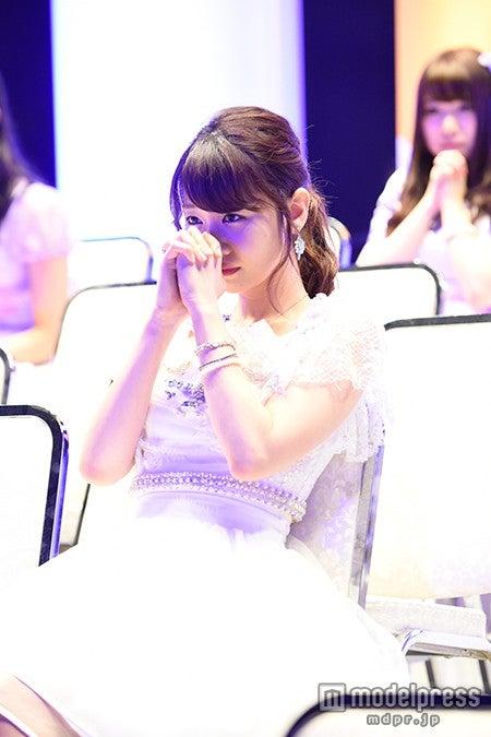 柏木由紀「悔しいなんて全然思わない」ファンへ感謝つづる<第7回AKB48選抜総選挙>(C)AKS【モデルプレス】