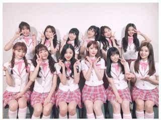 """PRODUCE48から誕生""""IZ*ONE""""「全員天使」と早くも話題 12人のプロフィール写真解禁"""