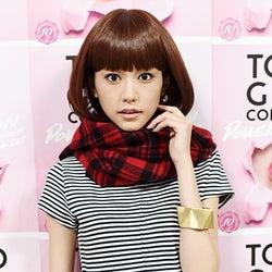桐谷美玲、スタイルキープ&美肌の秘訣を語る モデルプレスインタビュー