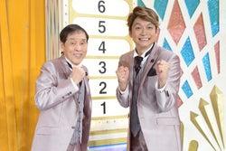 香取慎吾、欽ちゃんから「仮装大賞」本気の後継者指名に「困ってます」 史上初0点も飛び出す