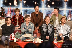 """三代目JSB、""""大好きな女性へのクリスマスプレゼント""""対決に女子興奮 気さくな素顔に反響続出(C)TBS"""