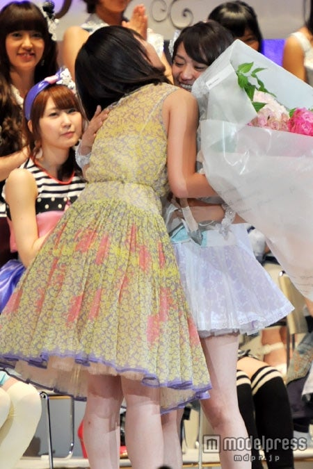 前田敦子と大島優子