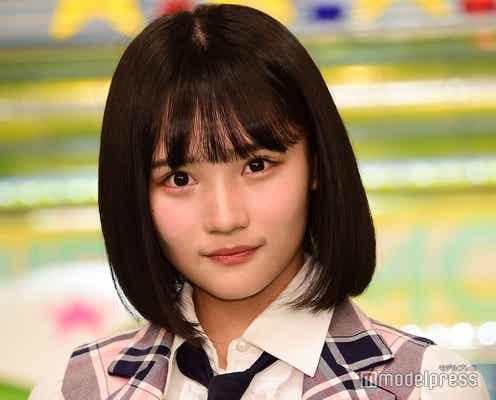 AKB48スーパールーキー矢作萌夏「平成最後のモンスターと言われます」 高橋朱里の後任に抜擢で初挑戦