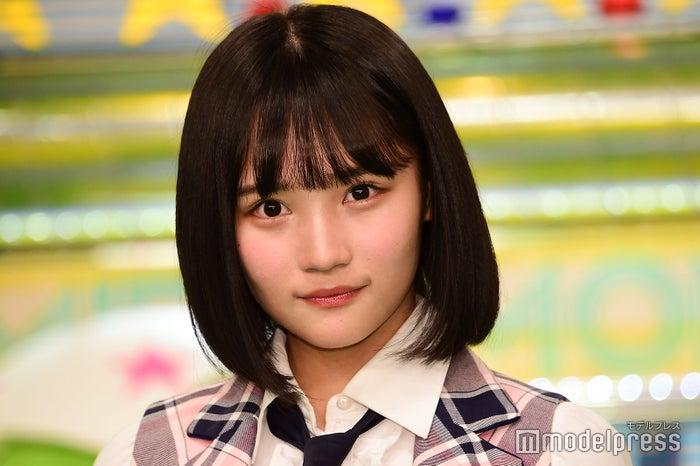 「ミライ☆モンスター」のMCに新たに就任した矢作萌夏 (C)モデルプレス