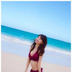 モデルプレス - 西川瑞希、SEXYな水着姿に「理想のボディ」「スタイル良すぎ」と絶賛の声