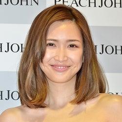 紗栄子に交際報道 所属事務所がコメント