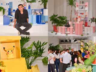 ニコラ・フォルミケッティのプロデュース家具、NYでお披露目 フォトジェニックな空間にメディア殺到<現地レポ>