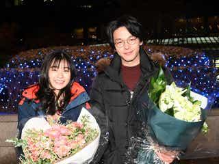 森七菜が涙 中村倫也と「この恋あたためますか」クランクアップ「この現場は一生忘れません」