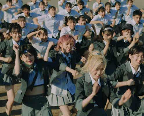 """岡田奈々・本田仁美ら""""純AKB48選抜""""話題の「根も葉もRumor」MV解禁 ラスト1分圧巻の98人ダンス<アー写・ジャケ写>"""