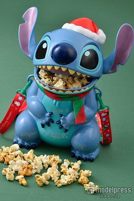 2パーク共通:ポップコーン、バケット付き(¥2100)(C)Disney