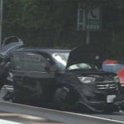 「とばし過ぎた」ポルシェ事故 追突された車の夫婦死亡