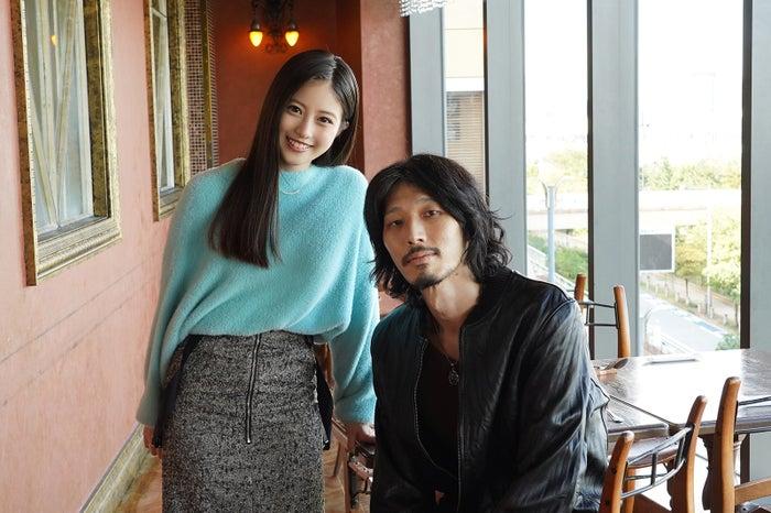 今田美桜、栄信(C)日本テレビ