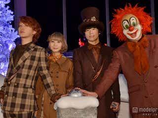 セカオワ、4人でNY旅行へ Fukaseは「すごく素敵な人」Saoriが本音告白