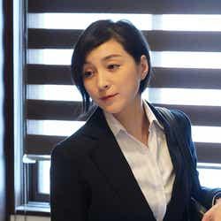 広末涼子/「ニッポンノワール―刑事Yの反乱―」第1話より(C)日本テレビ