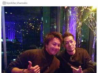 """清木場俊介×EXILE TAKAHIROのプライベートにファン歓喜""""コラボ""""カラオケに「感激」「最高」の声"""