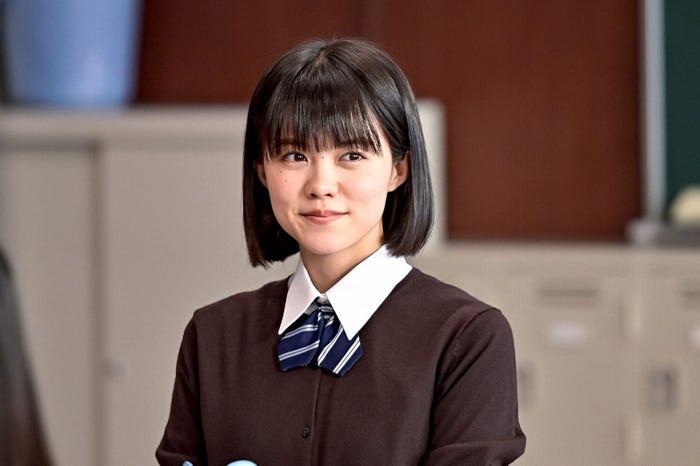 志田彩良 「ドラゴン桜」第8話より(C)TBS