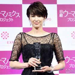 モデルプレス - 吉瀬美智子、第2子出産後初公の場「頑張って戻しました」 産後ダイエットの秘訣は