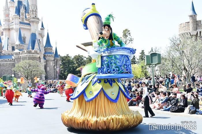 グーフィー/パレード「ドリーミング・アップ!」(C)モデルプレス(C)Disney