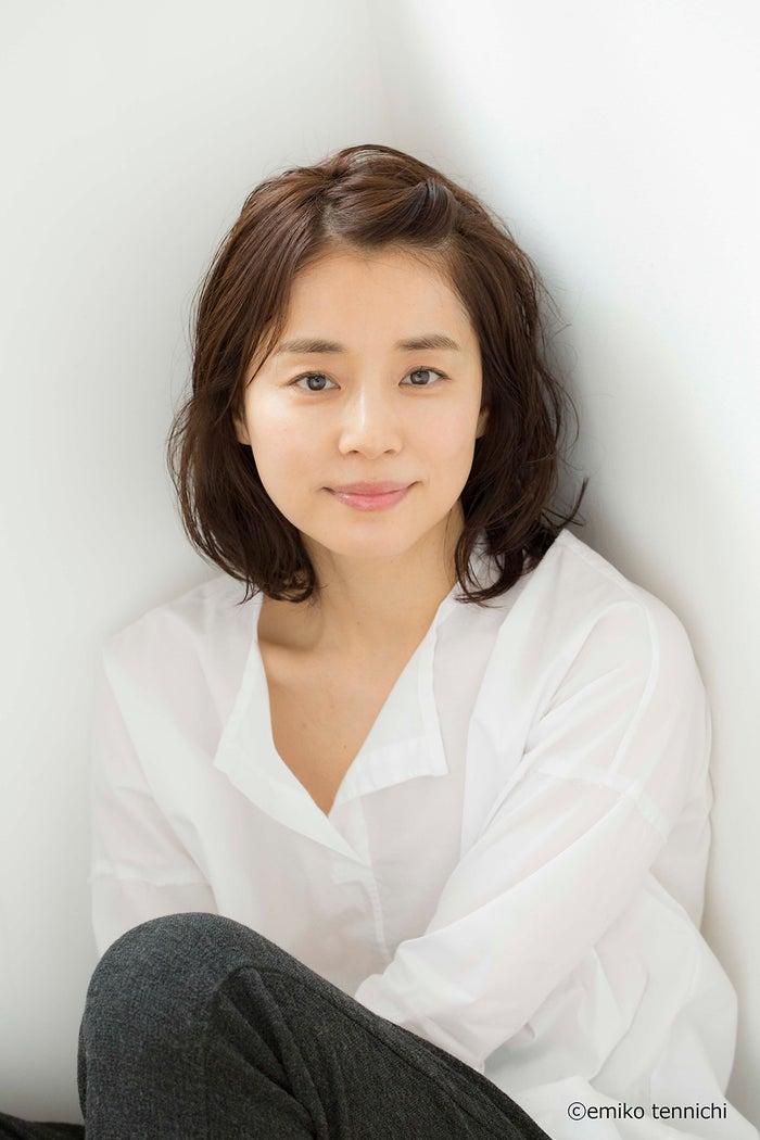 石田ゆり子(提供写真)
