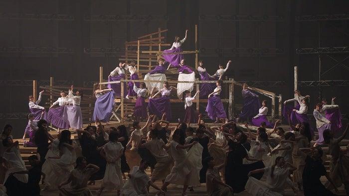 乃木坂46「Sing Out!」MVより(画像提供:ソニー・ミュージック)