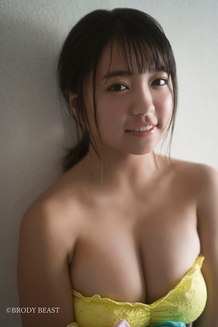 大原優乃(C)BRODY BEAST