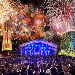ハウステンボスで大晦日カウントダウン2019-2020 豪華花火で盛大に年越し