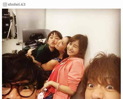 月9「スキコト」桐谷美玲、三浦翔平ら集合ショットが「楽しそう」「いつ見ても美男美女」と話題に
