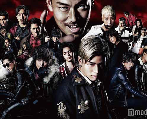 EXILE TRIBE「HiGH&LOW」岩田剛典がAKIRAと激戦 1000人動員のド迫力アクションが解禁