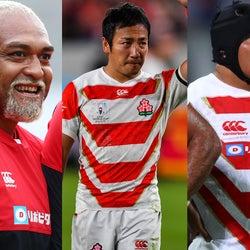 ラグビー日本代表3選手、一番モテるのは?女性のタイプは? 「サンジャポ」生出演で質問攻め