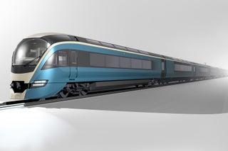 「サフィール踊り子」伊豆の新観光特急運行へ、プレミアムグリーン車を初導入