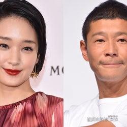 前澤友作、剛力彩芽との結婚について質問飛ぶ 「ZOZO」社長退任は相談した?