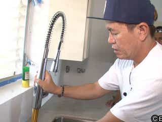 ヒロミ、シロアリに浸食されたハワイの別荘を自力でフルリフォーム!