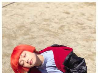 """橋本環奈、""""おかっぱ神楽""""の日向ぼっこショットを公開「本当に可愛い」「癒やされる」の声"""