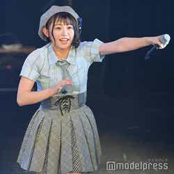 濱咲友菜/AKB48チーム8「TOKYO IDOL FESTIVAL 2018」 (C)モデルプレス