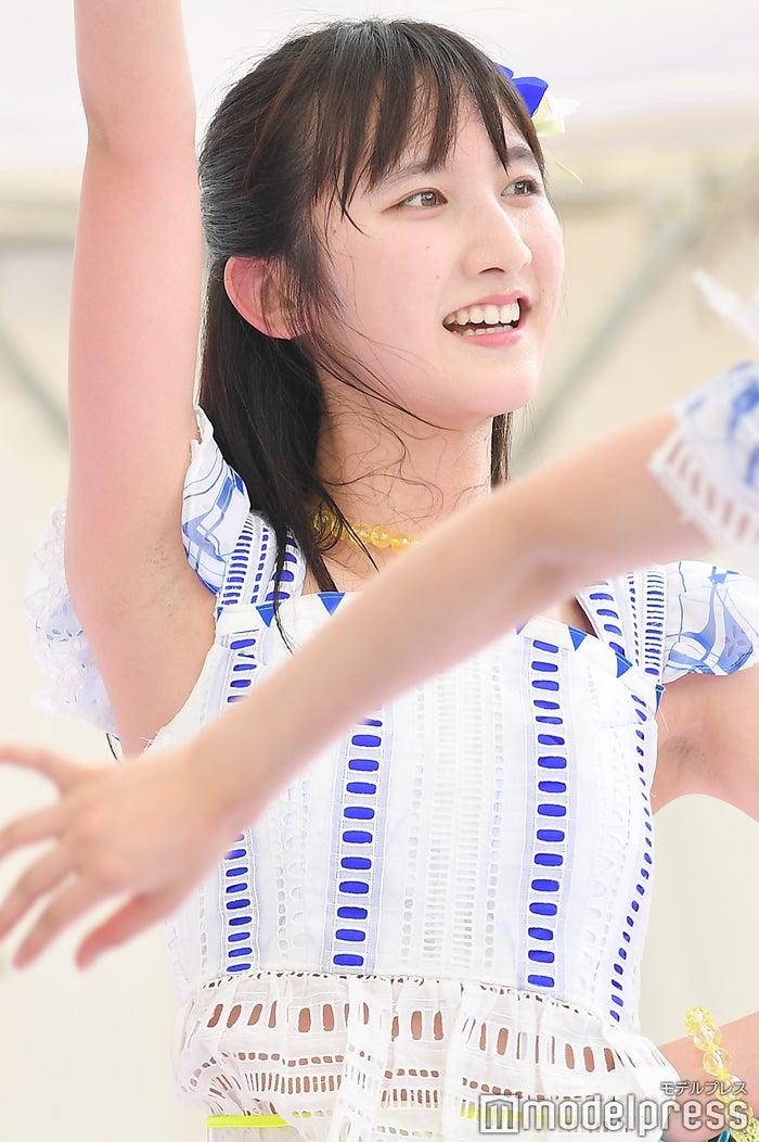 長友彩海/AKB48フレッシュ選抜「TOKYO IDOL FESTIVAL 2018」(C)モデルプレス