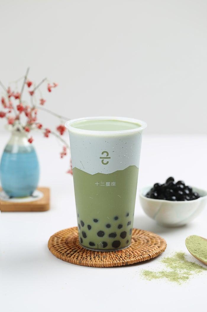 宇治抹茶タピオカミルクティーSサイズ:¥450~/画像提供:吉航商事