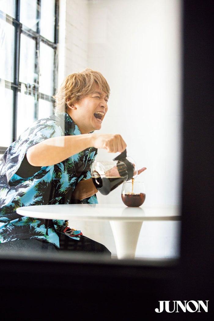 香取慎吾(画像提供:主婦と生活社)
