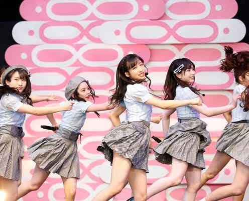 AKB48チーム8、サプライズ発表に歓喜 5周年ライブで涙のメンバーも<富士山麓エイト祭2019/セットリスト>