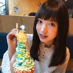 """モデルプレス - NMB48太田夢莉、ショートからロングへ""""20センチ""""ヘアチェンジ"""