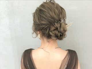 結婚式を華やかに飾るアップヘア17選|どんなレングスでも華やかに♡